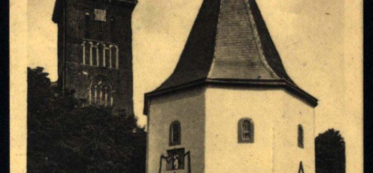 Die Sanierung der Gnadenkapelle