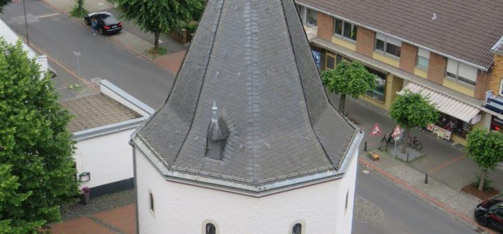 Fotos vom Kirchturm von Sankt Martin