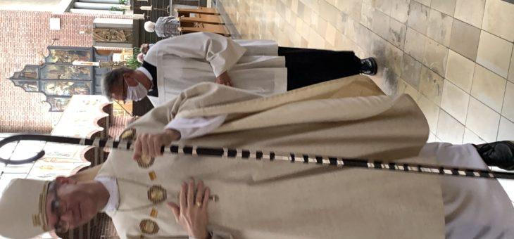 Predigt von Weihbischof Borsch